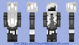 ♡ The Darkside Of Colour ♡ Minecraft Skin