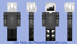 ♡ The Darkside of Colour Male  ♡ Minecraft Skin