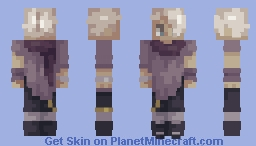 Therion Minecraft Skin