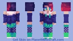 hmm x2 Minecraft Skin