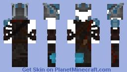 Thor Ragnarok Suit Skin Minecraft