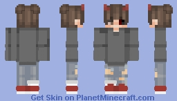 Devil??? :) Minecraft Skin