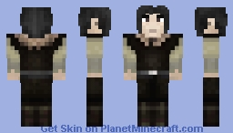 Northern Traveler Minecraft Skin