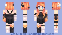 Warm Blooded / Law of the Jungle Minecraft Skin