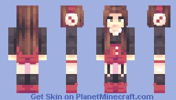 Mickey power Minecraft Skin