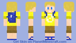 GamerOwen (3P) Minecraft Skin