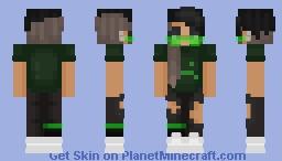 Another Beautiful Tragedy Minecraft Skin