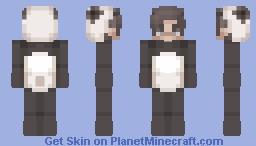 Mhmhm, Idk  Minecraft Skin