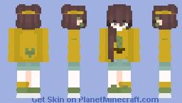 🅆 🄾 🅆 🅉 🄰 ♥ℛ ♥ Minecraft Skin