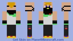 fortnite drift season 5 Minecraft Skin