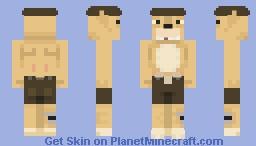 (Canis Lupus) Dingo-O Minecraft Skin