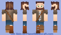 Sea Captian Minecraft Skin