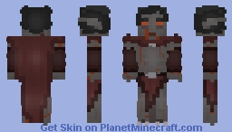 [LOTC COMISSION] DO NOT USE: A skin for Frott Minecraft