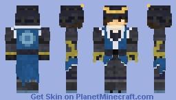 Date Masamune (Sengoku Basara) Minecraft Skin