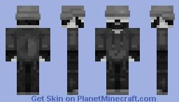 Hajime / (Miyagi) Minecraft Skin