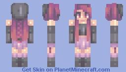 broken Minecraft Skin