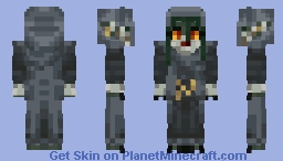 🎲 Critical Role - Nott The Brave Minecraft Skin