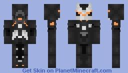 Fortnite Oblivion Minecraft Skin
