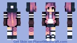 pied piper Minecraft Skin