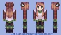 Plaid Puppies Minecraft Skin
