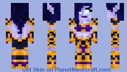 Shyaunis Duanire - WoM #12 Minecraft Skin