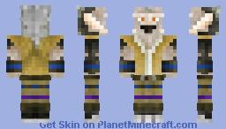 Gamon - WoM #15 Minecraft Skin
