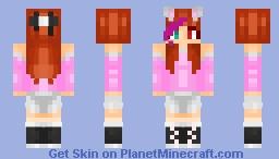 A -{Revamped}- Skin for a friend Minecraft Skin