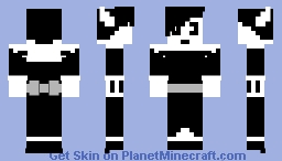 Alice Angel-Cartoon Minecraft Skin