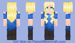 Sweater Dress Minecraft Skin