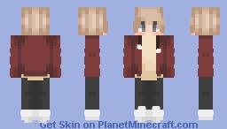 Brian Jones Minecraft Skin