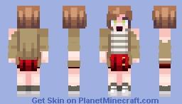 ᑎEᗯ ᑭᒪᗩᑕE // Nyssaderp Minecraft Skin