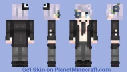 oof Minecraft Skin