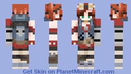 Gaige Minecraft Skin