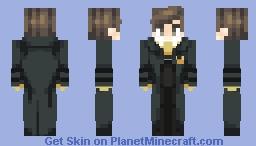 Young Newt Scamander | Hogwarts Student POPREEL Minecraft Skin