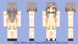 ~+Golden tears+~ Minecraft Skin