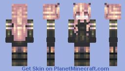 Shattered Minecraft Skin