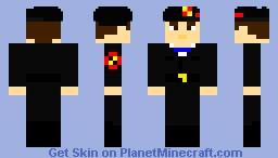 Soviet Marine Soldier, 1987 Minecraft