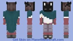 Shinobi - Naruto Skin Minecraft Skin