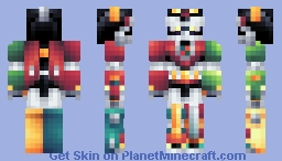 Voltron: Defender of the Universe Minecraft Skin