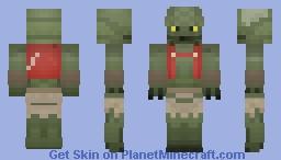 [District 9] Christopher [CletusKasady_] Minecraft Skin