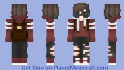 Hero Senpai || Skin Request Minecraft Skin