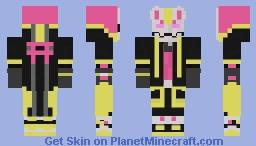 Drift 4 stage (Fortnite) Minecraft Skin