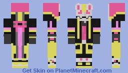 Drift Full (Fortnite) Minecraft Skin