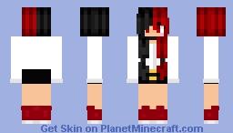 ~HIATUS - Old Luna~ Minecraft Skin