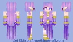 Mystical // Jadeite Minecraft Skin