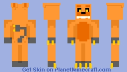 Digit (oc, READ DESC) Minecraft Skin