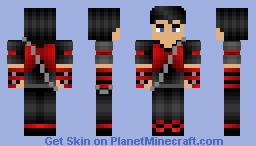 Battle Hardened Minecraft Skin