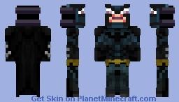 SMASH HEROES - BOTMON SKIN Minecraft Skin