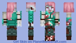🎲 Critical Role - Caduceus Clay Minecraft Skin