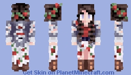 ♪𝕰𝖘𝖎𝖊♪ Rosie-May Caroline Lockhart Minecraft Skin